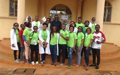 Medical Outreach to Less privileged in Bandjoun – Cameroon