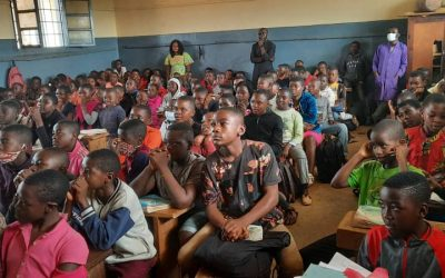 HEALTH CAMPAIGN IN FAVOUR OF LESS PRIVILEGED COMMUNITIES AND PERSONS (FUTRU –NKWEN, 22ND – 26 JUNE 2021)